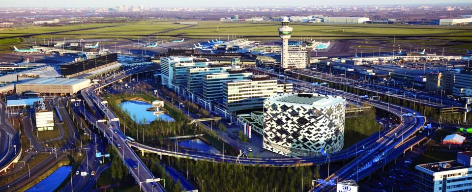 Nieuwbouw Hilton Schiphol